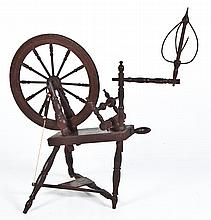 Pennsylvania Flax Wheel