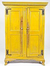 Chippendale Double Door Cupboard