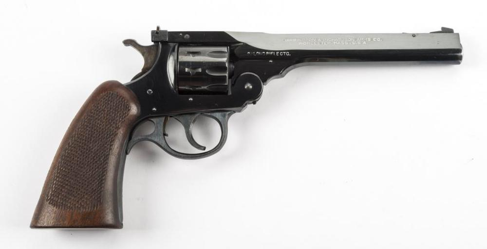 harrington and richardson arms company serial numbers