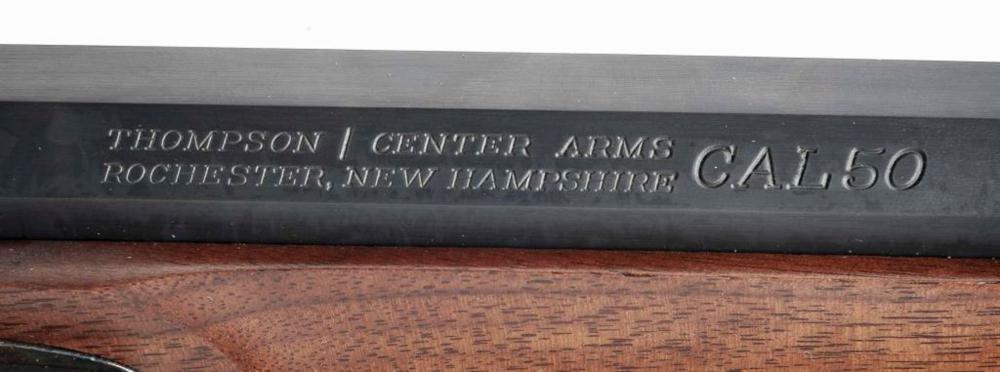 Thompson Center Arms Black Powder Cal  50