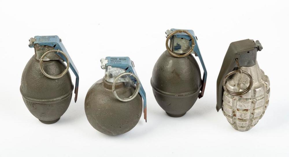 Grenade Fuse