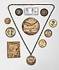 11 Charles Lindbergh Commemorative Medallions