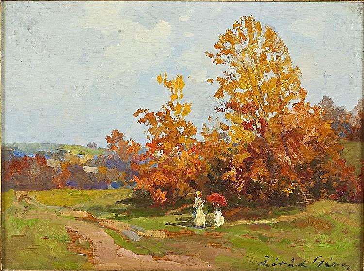 Géza Zorad (Hungarian, 1896-1959)