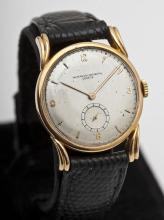 18K Vacheron & Constantin 17J Wristwatch