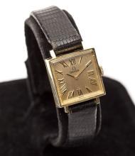 Lady's 14K Omega 17J Wristwatch