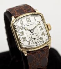 Hamilton 17J Grade 987 Wristwatch