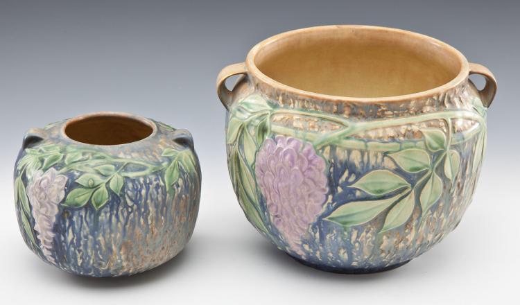 Dating roseville pottery