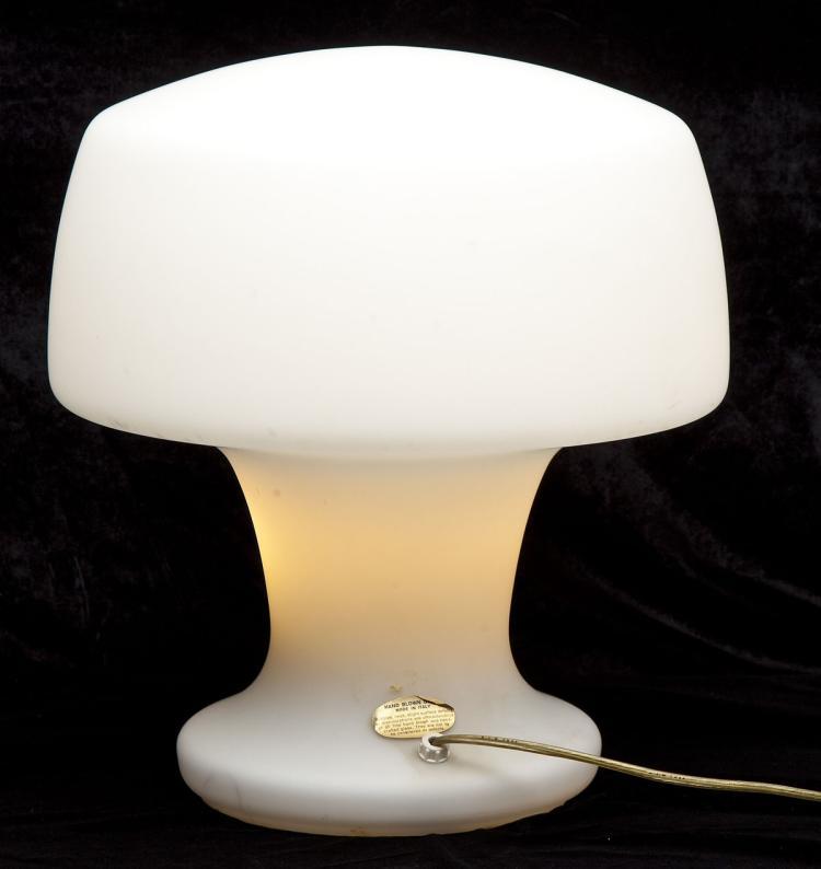 Eames for laurel mushroom lamp for Eames lampe