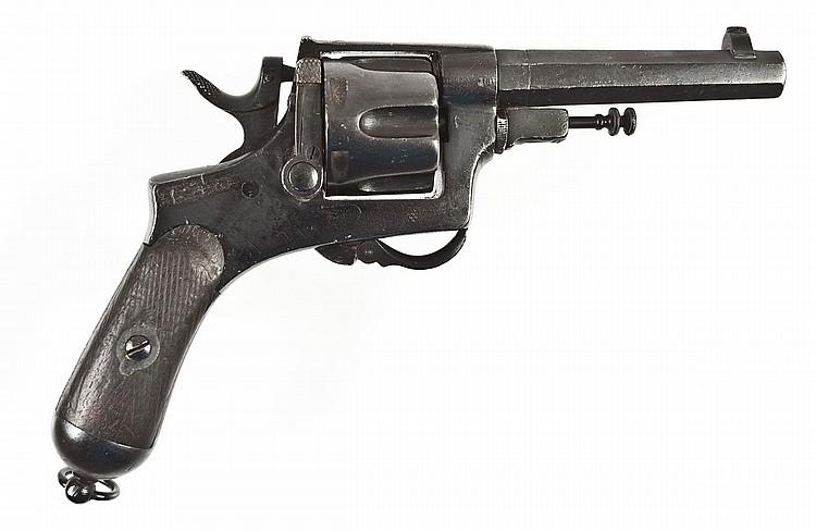 4cd3e2344dfc Bodeo Model 1889 Service Revolver - 10.35mm Cal.