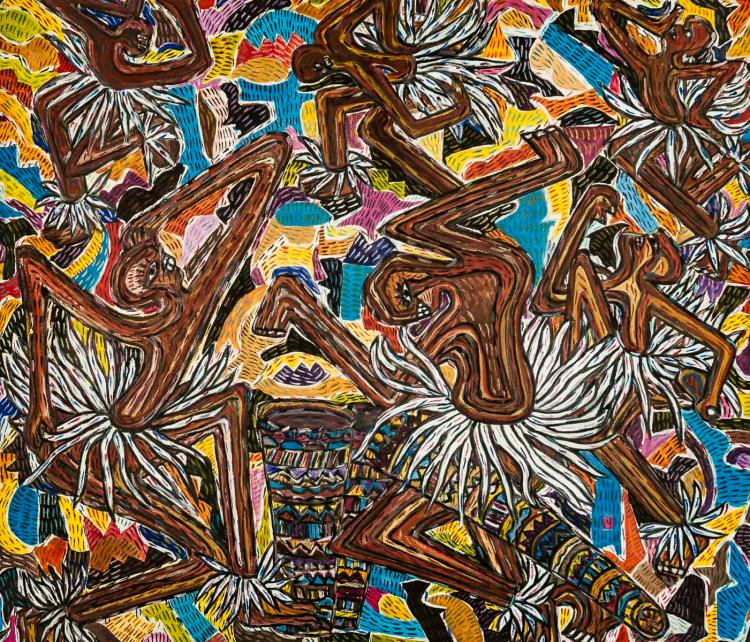African Art 20th Century