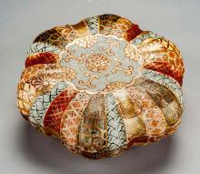 Meiji Satsuma Covered Trinket Box