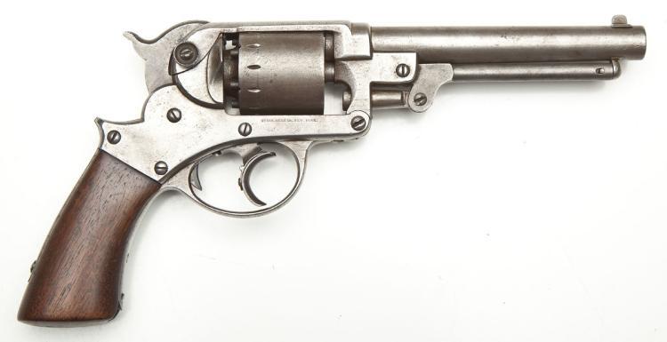 Starr Model 1858 DA Army Revolver - .44 Cal.