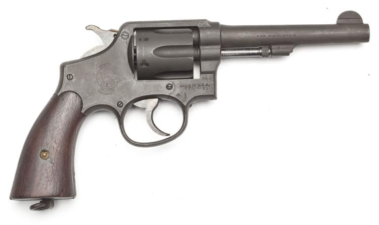 Smith & Wesson Victory Model Revolver - .38 S&W
