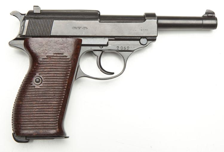 BYF-44 Model P38 Pistol - 9mm Cal.