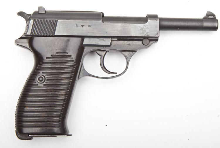 Walther AC-44 Model P-38 Pistol - 9mm Cal.