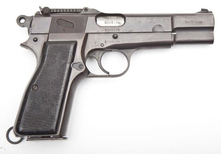 Inglis CH Series MKI No.1 Hi-Power - 9mm Cal.