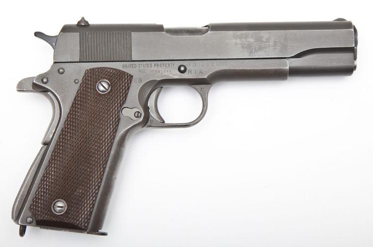 Remington Rand 1911A1 Pistol - .45 Auto