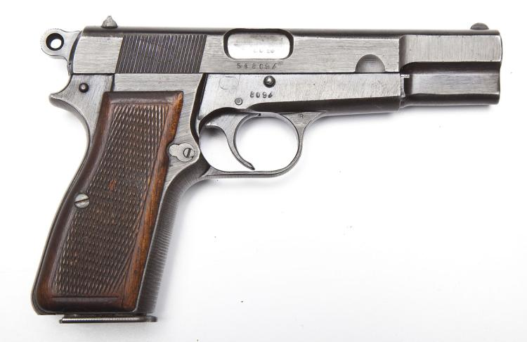 FN Waffenampt Proofed Hi Power - 9mm Cal.