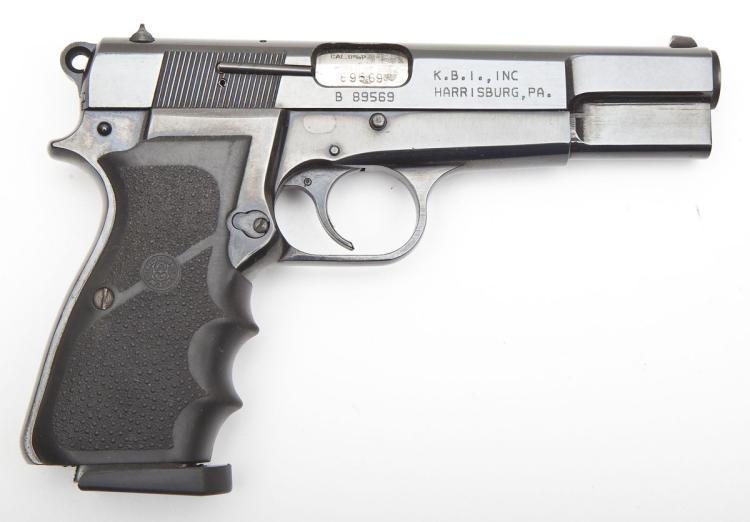 FEG Model PJK-9HP Pistol - 9mm Cal.
