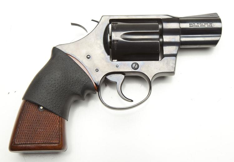 Colt Detective Special Revolver - .38 Special