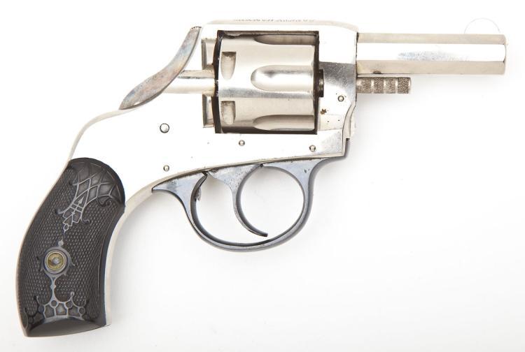 H&R Safety Hammer DA Revolver - .32 S&W Cal.