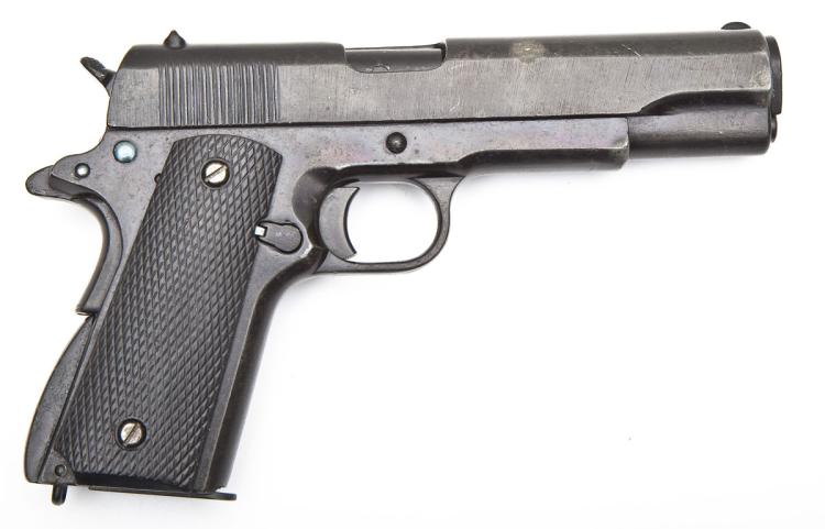 Re-enactor's/Modified 1911A1 Style Pistol