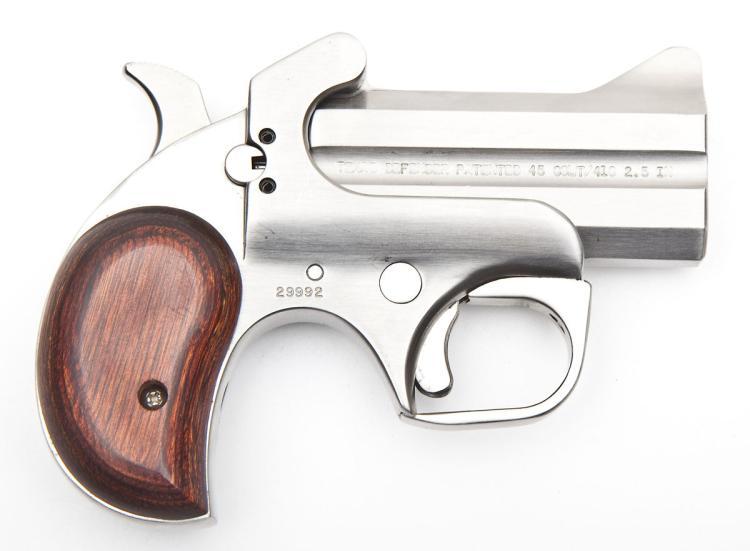 Bond Arms Texas Defender Pistol - .45/.410 Cal./Ga