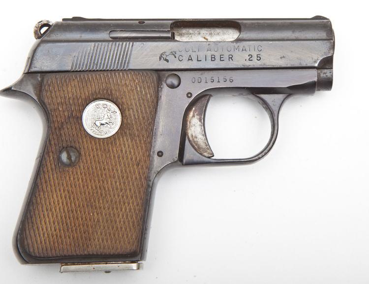 Colt Automatic Pistol - .25 Auto Cal.