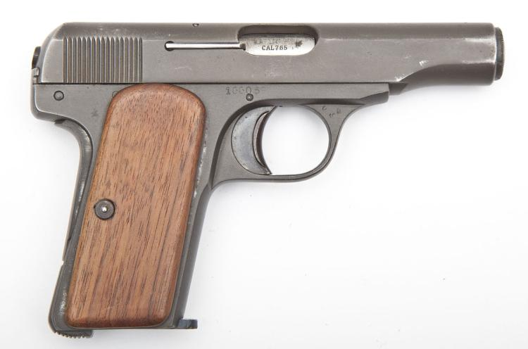 FN Browning M1910 Pistol - 7.65mm Cal.