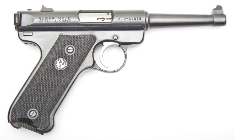 Ruger Mark II Pistol - .22 Cal.