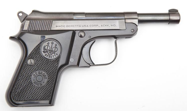 Beretta Model 950 BS (Minx) Pistol -  22 Short