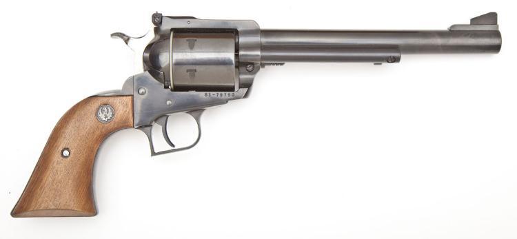 Ruger Bicentennial New Model Super Blackhawk