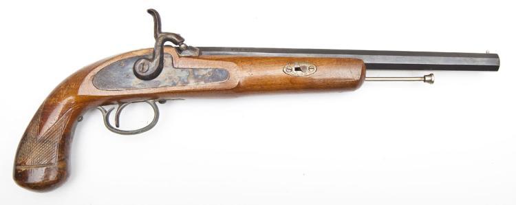 Dixie Gun Works Black Powder Percussion Pistol