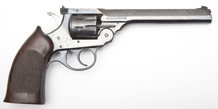 H&R Model Sportsman Revolver - .22 Cal.
