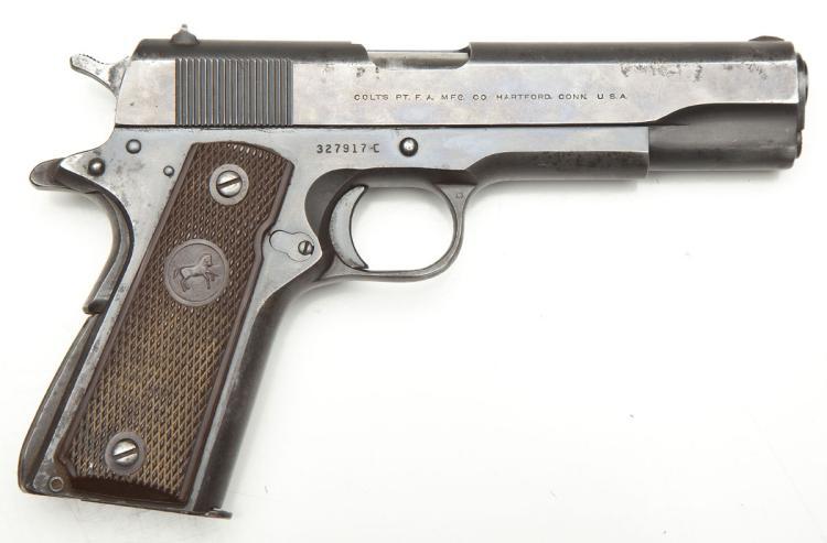 Colt 1911A1 Gov't Model Pistol - .45 Auto