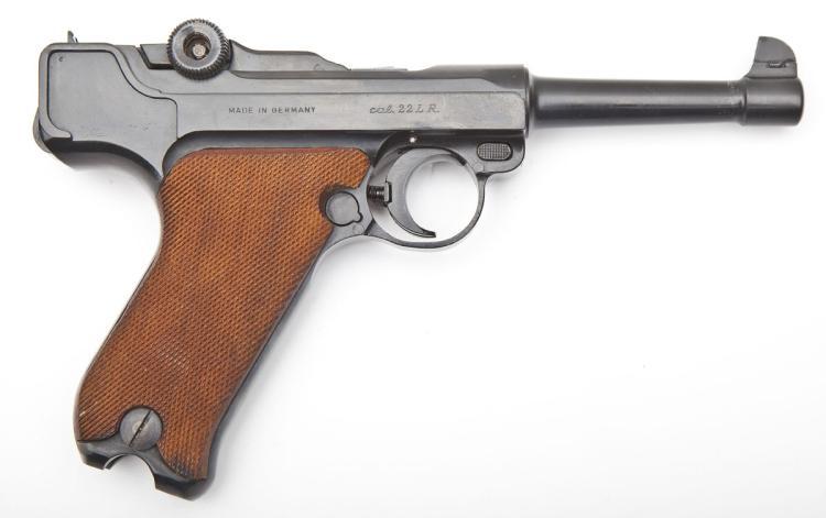 Erma-Werke Model LA-22 Pistol - .22 Cal.