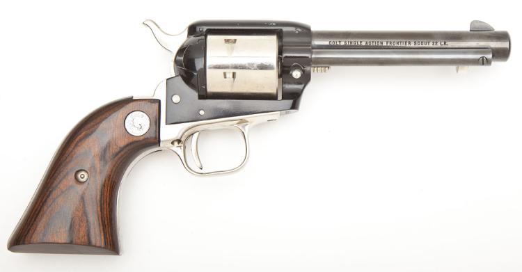 Colt 1965 Appomattox Centennial Scout