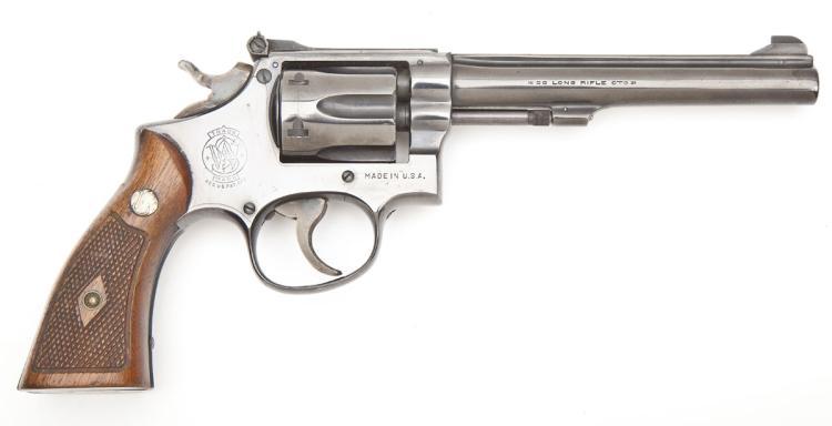 S&W Model K-22 Revolver - .22 Cal.