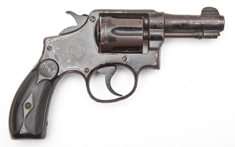 S&W M&P Model 1902 Revolver - .38 Special
