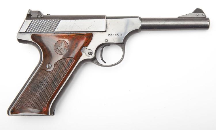 Colt Woodsman Pistol - .22 Cal.
