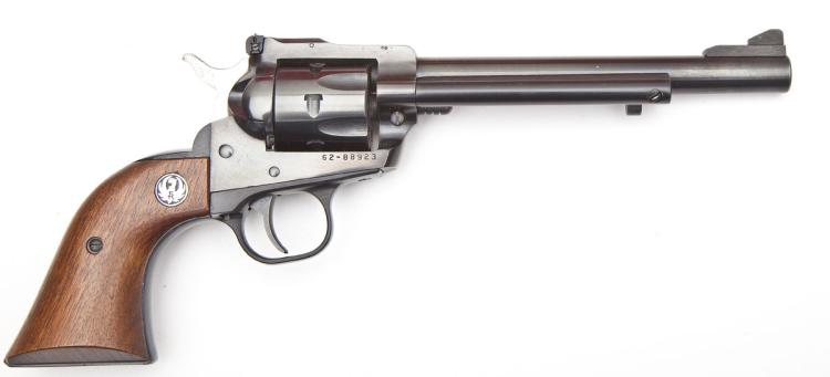 Ruger New Model Single Six - .22/.22 Magnum Cal.