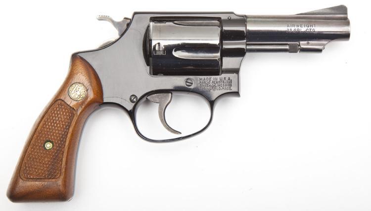 S&W Model 37 Revolver - .38 Special