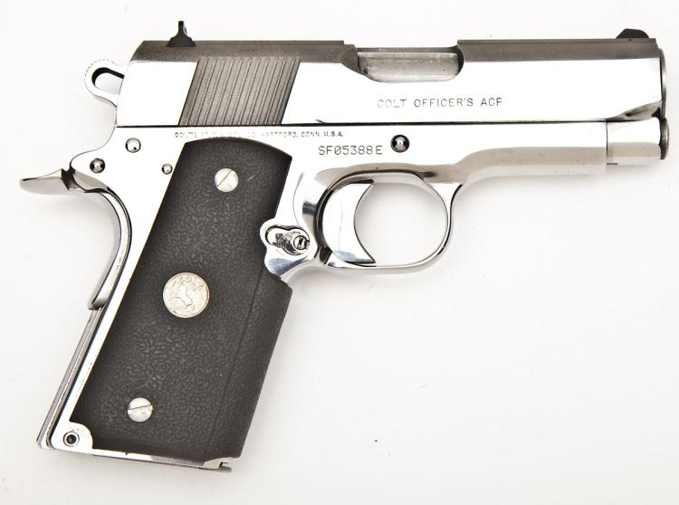 Colt MKIV Series 80 Officer's ACP - .45 Auto