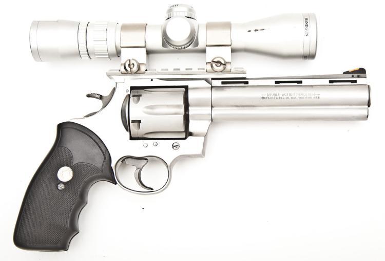 Colt Anaconda Revolver - .44 Magnum Cal.