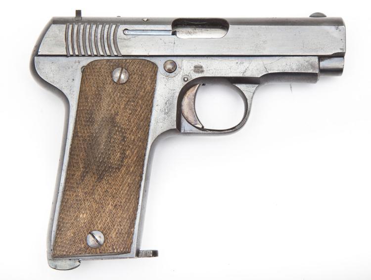 Spanish Paramount m-1915 Ruby Pistol - 7.65mm Cal.