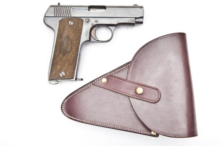 Spanish Paramount M-1915 Ruby Pistol