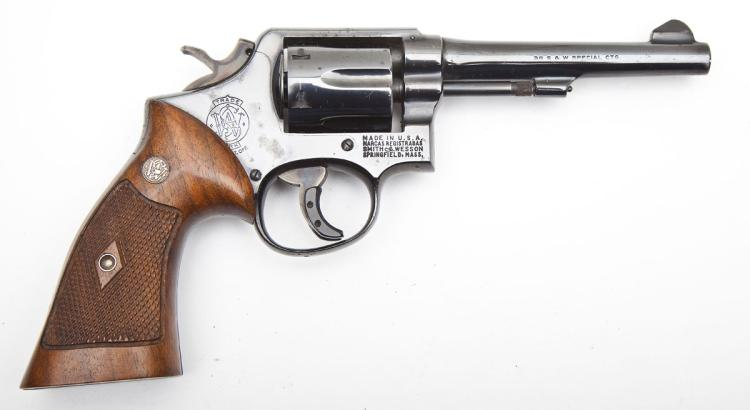 S&W Model 10-5 Revolver - .38 Special Cal.