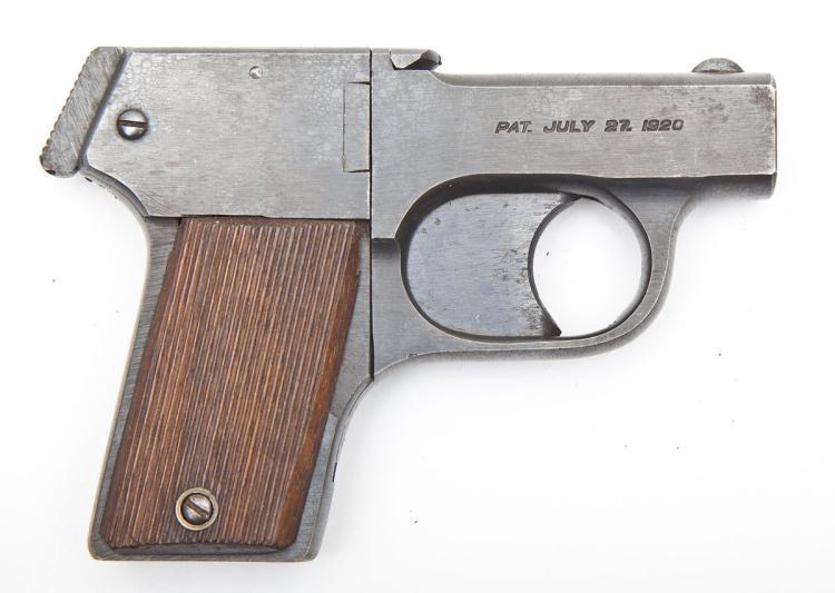 Mossberg Brownie 4-Shot Derringer - .22 Cal.