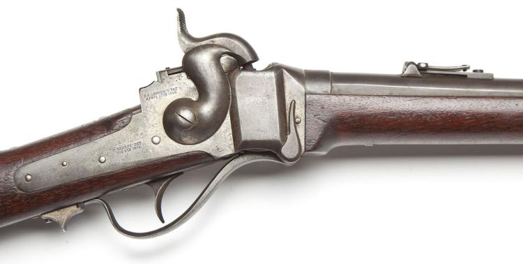 Sharps M1859 Military Rifle - .52 Cal.