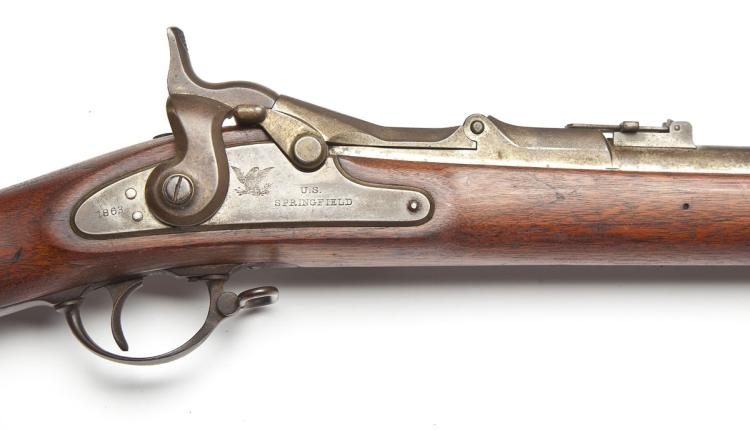 US Springfield Model 1870 Trapdoor Rifle - .50 Cal